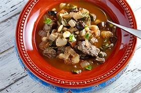 Greek Stew – A great low carb food